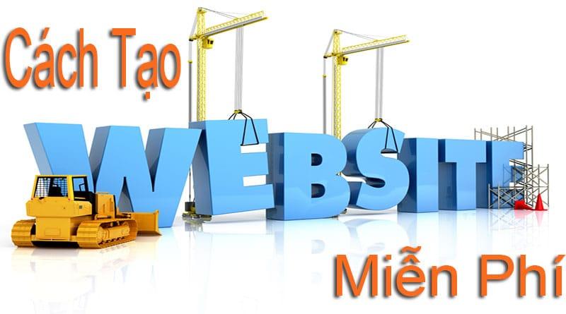 Hướng dẫn tạo website miễn phí tại Bình Dương