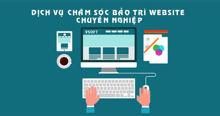 dịch vụ bảo trì website tại bình dương