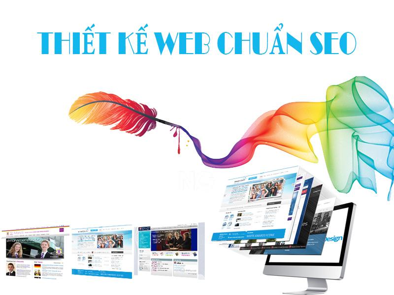 Công ty thiết kế web chuẩn SEO tại Bình Dương