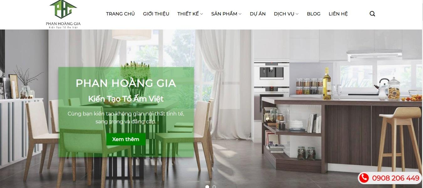Công ty thiết kế website trọn gói tại Bình Dương