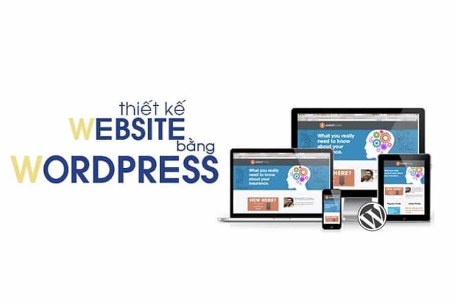 Thiết kế website WordPress theo yêu cầu tại Bình Dương